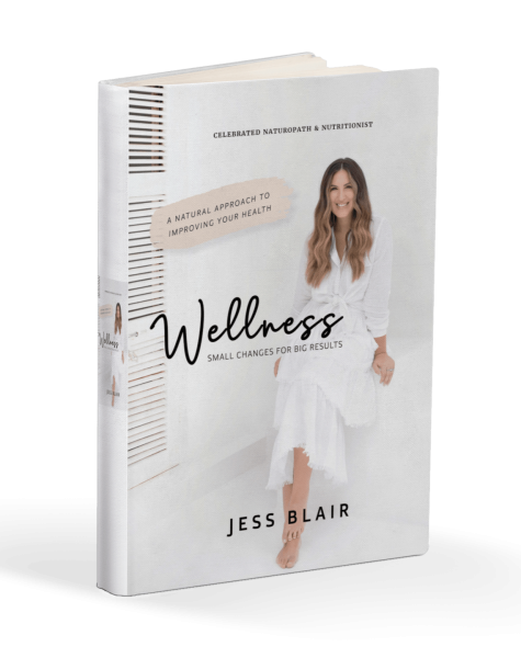 Jess Blair book